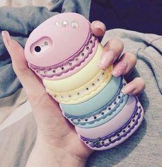 macaron iphone case {☀︎ αηiкα | mer-maid-teen.tumblr.com}