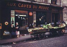 Le Paris de Ihei Kimura - Maison Européenne de la Photographie  années 1954/55