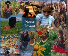Roots Revival - Essay by herbwife on the renewed interest in herbalism. I enjoy her writing, and loved the interesting tidbit about Steampunk culture embracing herbalism as they focus on Victorian era values, art, culture and practices. Her site has a lot of good info. on herbs that's she's personally used to treat herself or friends, etc.