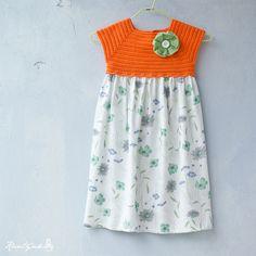 ao with <3 / crochet kids dress