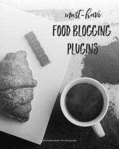 Food Blogging Plugins for WordPress | White Oak Creative