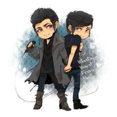 "Adam Lambert ""Whataya Want From Me"" Fanart by Mayo_Koon18"