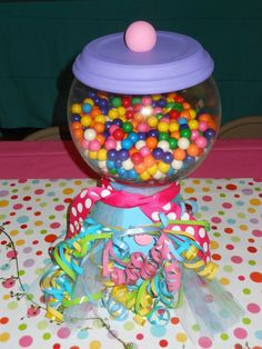 1000 Images About Gumball Machine Crafts On Pinterest