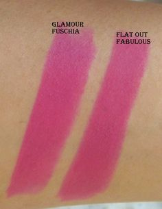 L'oreal Paris Color Riche Moist Matte Lipstick Glamor Fuchsia: Review, Swatches and MAC Dupe