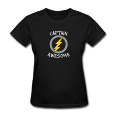 Captain Awesome T-Shirts