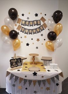 Husband Birthday Decorations, 18th Birthday Party Themes, Adult Birthday Party, Baby Birthday, Birthday Party Decorations, Birthday Surprise For Husband, First Birthdays, Instagram, Papi