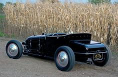 1927 Ford Roadster - Ghost Rider
