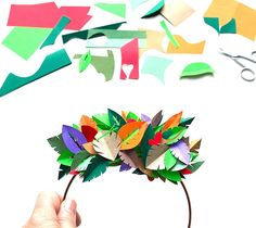 Papercrown papercraft