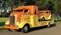 Toy Hauler Trailers, Kustom, Kiwi, Hot Rods, Dodge, Rebel, Trucks, Truck