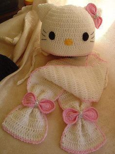 Couture- hello kitty hat