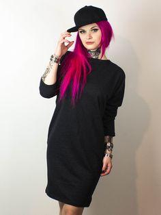 Alternative Fashion, Rave, High Neck Dress, Geek, Candy, Clothes, Dresses, Tunic, Raves