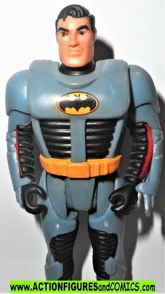 batman animated series BRUCE WAYNE 1992 dc kenner hasbro action figures Batman Action Figures, Batman The Animated Series, Figure Size, Animation Series, Motorcycle Jacket, Moto Jacket, Biker Jackets