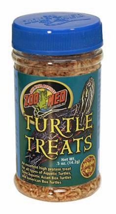 Zoo Med Turtle Treat, 0.5-Ounce $4.04 (save $1.05) #ZooMed
