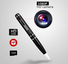 Are you looking for a discreet hidden spy camera that you can record your suspicious friends, family or co-workers on. Then look no further, This Hidden Spy Pen will do just the job for you. Wireless Security Cameras, Security Cameras For Home, Spy Equipment, Pen Camera, Latest Camera, Hidden Spy Camera, Best Digital Camera, Digital Cameras, Spy Gadgets
