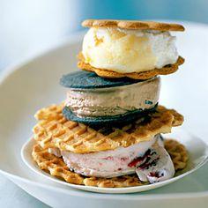 Ice Cream Sandwiches | MyRecipes.com