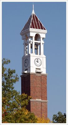 A top notch university right in our back yard...Purdue University - West Lafayette Indiana