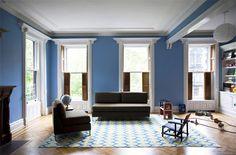 Window mouldings.... Elizabeth Roberts: Sargisson-Robbins Residence