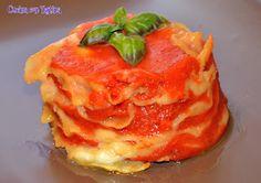 Cucina con Testina: LASAGNETTE DI CARASAU CON DATTERINI CONFIT E MOZZA...