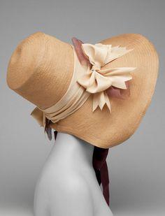 Bonnet  1828-1830  The Metropolitan Museum of Art
