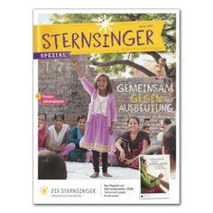300.000 Sternsinger in ganz Deutschland ziehen jedes Jahr um den 6. Januar von Tür zu Tür, segnen Häuser und Wohnungen und sammeln Spenden für Not leidende Kinder in der ganzen Welt.