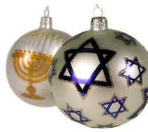 Jewish Christmas Ornaments! LOVE   Chrismukkah   Pinterest ...