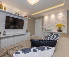 Sala de tv clean e aconchegante com destaque para a iluminação que valorizou ainda mais o projeto! @pontodecor Projeto Debora Farias Via @maisdecor_ www.homeidea.com.br Face: /homeidea Pinterest: Home Idea #pontodecor #maisdecor #projetos #igers #arquitetura #ambiente #archdecor #homeidea #archdesign #projetos #tbt #home #homedecor #pontodecor #homedesign #photooftheday #love #interiordesign #interiores #cute #construcao #decoration #world #lovedecor #architecture #archlovers #inspiration…