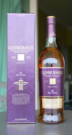 Glenmorangie Duthac Highland Single Malt Scotch Whisky