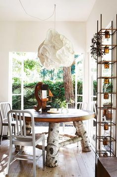 The weekend home of Louella & Mark Tuckey. Styling by Louella Tuckey. Photography by Anson Smart.