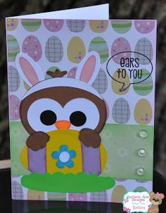 Easter Friends - Owls