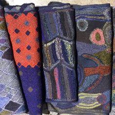 mottoharvardsq • Sophie Digard scarves