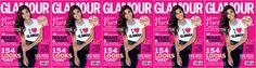 Tudo sobre a chegada da nova Glamour e do meu novo blog hospedado no site da revista