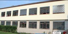Vonkajšie žalúzie LOMAX C80 Porch And Balcony, Garage Doors, Outdoor Decor, Home Decor, Decoration Home, Room Decor, Home Interior Design, Carriage Doors, Home Decoration