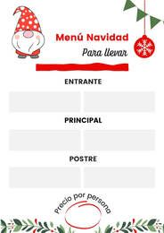 🎄🎅🏻🎁🥘🥗🥂 #Navidad #regalos #hosteleria #menu #menuparallevar #takeaway #menuNavidad #menuespecial #restaurante #recetasNavidad #delivery #deliveryfood #especialnavidad #imprimiblegratis #cartelgratis Cookies Receta, Map, Printable Labels, Happy Holi, Restaurants, Location Map, Maps