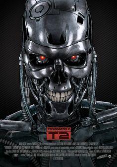 Terminator 2 by Dani Blázquez