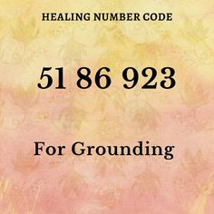 Healing Codes, Switch Words, Manifestation Journal, Spirit Science, Chakra Meditation, Stress And Anxiety, How To Relieve Stress, Health Spell, Number Code