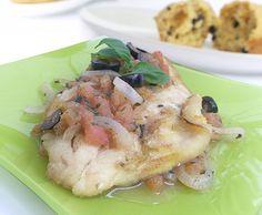 Deliciosa Receta de pescado Mero a la Provenzal. Sorprende a tus seres queridos con un almuerzo nutritivo.