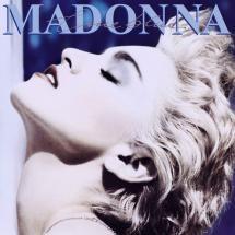 #Madonna #TrueBlue #LaIslaBonita