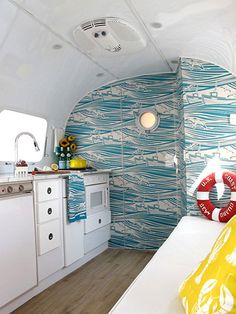 14 Gorgeous Camper Decorating Ideas ^