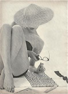 vintage everyday: 50 Extraordinary Fashion Photographs Taken by Louise Dahl-Wolfe from Between the 1930s and 1950s