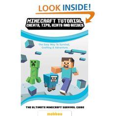 #Minecraft: The Complete Guide To Minecraft: Minecraft Survival Guide $5.97