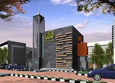Hasil gambar untuk model masjid 2 lantai minimalis Mosque Architecture, Indian Architecture, Architecture Design, Entrance Gates, Moorish, Facades, Eid, Foyer, Muslim