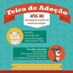 BONDE DA BARDOT: APAC-MG realiza campanha de adoção em Contagem, no sábado (05/03)