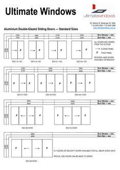 Double Door Sizes Interior | http://commedesgarconsmademoiselle ...