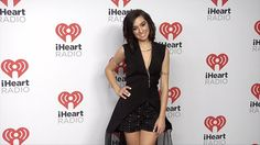 Christina Grimmie // iHeartRadio Music Festival 2015 Red Carpet Arrivals