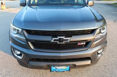 Test drive a new 2015 Chevy Colorado pick up truck today at Bill Stasek Chevrolet, 700 W. Dundee Rd. in Wheeling Illinois  847-537-7000