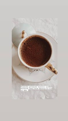 Coffee Break, Coffee Time, Aesthetic Movies, Story Instagram, Coffee Photography, Coffee Quotes, Vanilla, My Favorite Things, Cooking