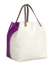 Two-toned 'Matryoshka' bag - CH Carolina Herrera Spring 2015