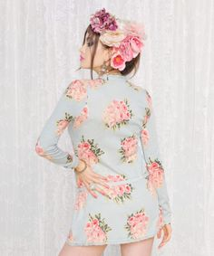 I have this and love it ! Floral Cardigan