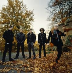 My Chemical Romance, lol this is how I feel about autumn