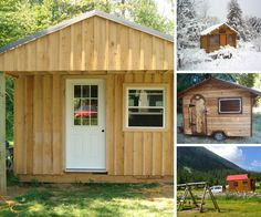 Tiny home living is still on the rise. Living a minimalist life has an appeal that continues to spread. What makes it even better is how easy it is for a DIYer to make and live in their very own tiny home. Whether it's building from scratch or transforming a trailer or van, are you up for the challenge?